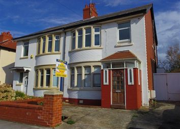 Thumbnail 3 bed property for sale in St Andrews Road North, Lytham St. Annes