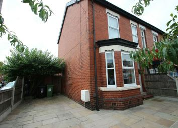 Thumbnail 3 bed end terrace house for sale in Dane Road, Sale