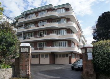 Thumbnail 2 bed flat to rent in Durley Chine Court, 36 West Cliff Road, Bournemouth