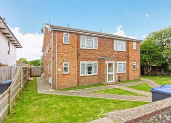 Thumbnail 1 bed flat for sale in Meadow Road, Worthing