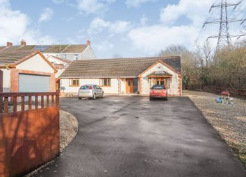 Thumbnail 3 bed detached bungalow for sale in Nant Melyn Terrace, Porth