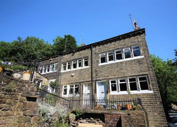 Thumbnail 1 bedroom end terrace house for sale in Brook Lane, Golcar, Huddersfield