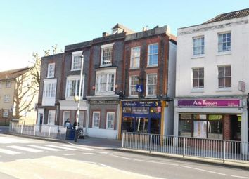 Thumbnail 3 bed flat for sale in Queens Street, Southsea