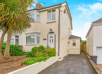 Thumbnail 4 bedroom semi-detached house for sale in Sellick Avenue, Brixham