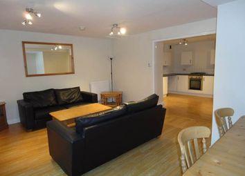 Thumbnail 6 bed flat to rent in Flat 2, 53 Osborne Road, Jesmond