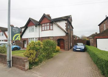 Thumbnail 4 bed semi-detached house for sale in Manchester Road, Paddington, Warrington