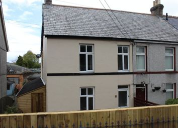 Thumbnail 4 bed end terrace house for sale in Victoria Road, St. Austell