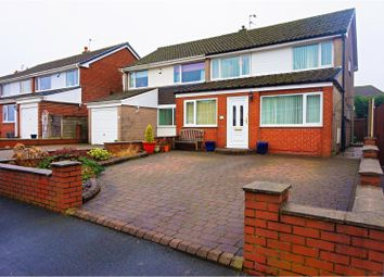 Thumbnail 4 bed semi-detached house for sale in Douglas Avenue, Wigan
