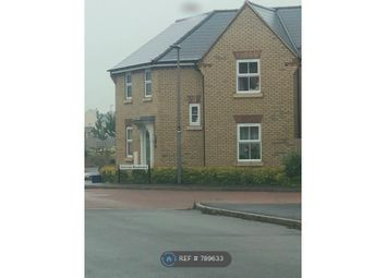Thumbnail 3 bed detached house to rent in Maritime Way, Brooklands, Milton Keynes