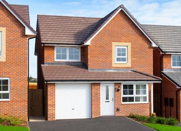 "Thumbnail 3 bed detached house for sale in ""Derwent"" at Firfield Road, Blakelaw, Newcastle Upon Tyne"