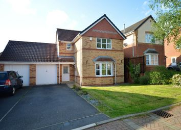 Thumbnail 3 bedroom detached house for sale in Celandine Close, Oadby, Leicester