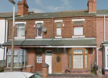 Thumbnail 3 bed terraced house to rent in Brettell Street, Dudley