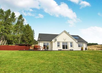 Thumbnail 3 bed detached house for sale in Dalchriechart, Inverness