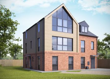 Thumbnail 4 bedroom town house for sale in Old Saffron Lane, Aylestone, Leicester