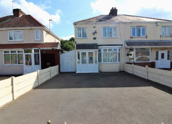 Thumbnail 3 bed semi-detached house for sale in Pooles Lane, Willenhall