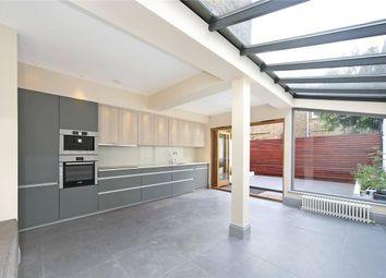 3 bed flat for sale in Rowallan Road, London SW6