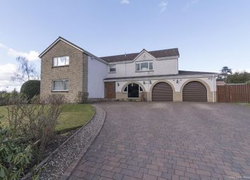 Thumbnail 5 bed detached house for sale in Alexander Drive, Stirling, Scotland