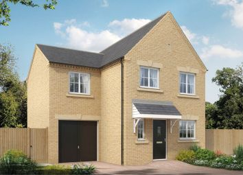 Thumbnail 3 bed detached house for sale in Pine Walk, Stokesley Road, Guisborough