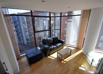 Thumbnail 3 bed flat to rent in Jordan Street, Manchester