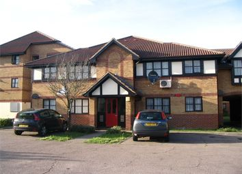 Thumbnail 1 bed flat to rent in Somerset Gardens, Creighton Road, Tottenham