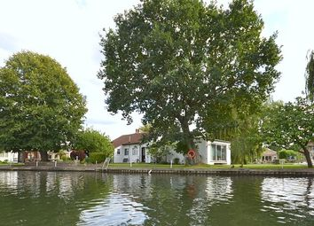 Thumbnail 5 bed detached bungalow for sale in Pharaohs Island, Shepperton