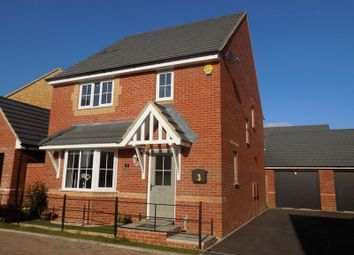 Thumbnail 4 bed detached house for sale in The Arc, Swindon