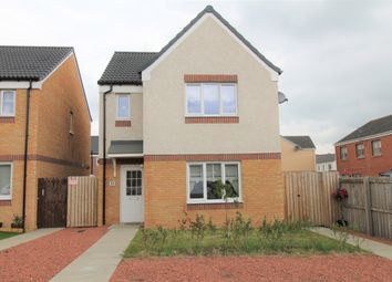 Thumbnail 3 bed detached house for sale in Barleycorn Path, Coatbridge