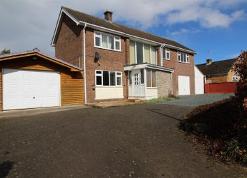 Thumbnail 5 bedroom detached house for sale in Cabin Lane, Oswestry