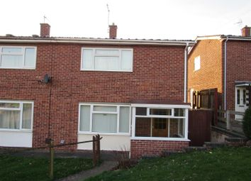 Thumbnail 2 bed semi-detached house for sale in Cherry Tree Grove, Enderby, Leicester