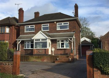 Thumbnail 3 bed detached house for sale in Alfreton Road, Pinxton, Nottingham, Derbyshire