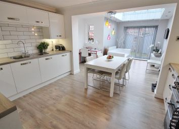 Thumbnail 3 bed semi-detached house for sale in Oak Road, North Duffield, Selby