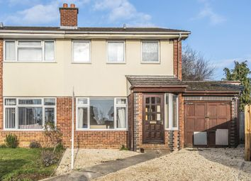 Thumbnail 4 bedroom semi-detached house for sale in Begbroke, Oxfordshire