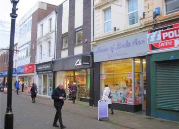 Thumbnail Retail premises to let in 14 King Street, Whitehaven, Cumbria