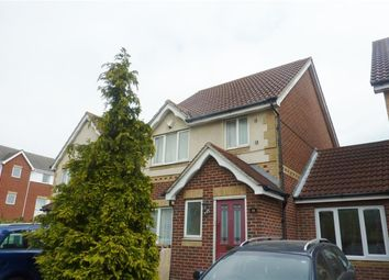 Thumbnail 4 bed terraced house to rent in Miles Drive, Thamesmead, London