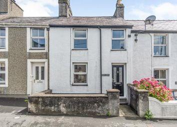 Thumbnail 3 bed terraced house for sale in Y Ffor, Pwllheli, Gwynedd, .