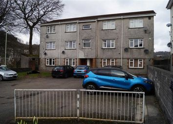 Thumbnail 2 bedroom flat for sale in Rowan Close, Mountain Ash