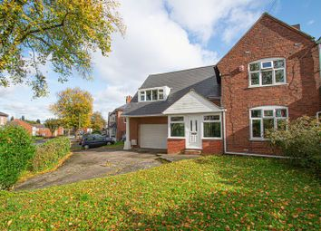 Thumbnail 5 bed semi-detached house for sale in Vicarage Road, Oldbury