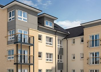 Thumbnail 2 bedroom flat for sale in Baron's Gate, Leven Street, Motherwell, North Lanarkshire