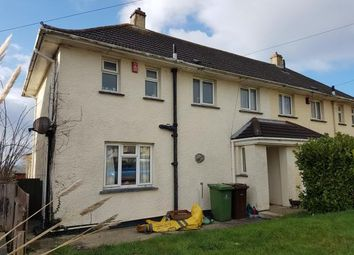 Thumbnail 3 bed semi-detached house for sale in Barne Barton, Plymouth, Devon