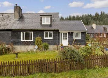 Thumbnail 3 bed semi-detached house for sale in Keip Road, Strathyre, Callander, Stirlingshire