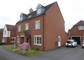 Thumbnail 5 bed detached house for sale in Bronze View, Coventry, West Midlands