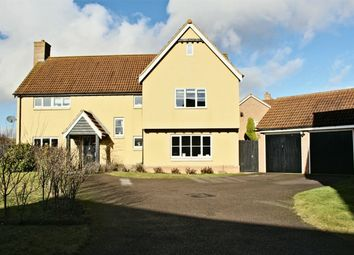 Thumbnail 5 bedroom detached house for sale in Oakwood Drive, Great Cambourne, Cambourne, Cambridge