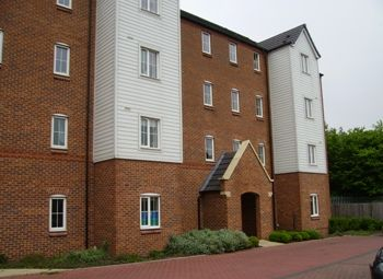 Thumbnail 2 bed flat to rent in Bridgeside Close, Walsall Wood