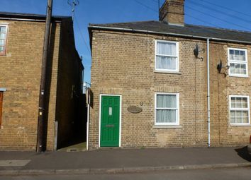 Thumbnail 3 bedroom cottage for sale in High Street, Wilburton, Ely