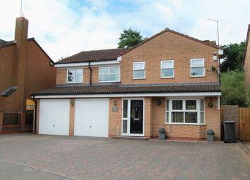 Thumbnail 3 bedroom detached house for sale in Edwinstowe Close, Edgemont Grange, Northampton