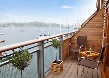 Thumbnail 2 bed flat for sale in Discovery Quay, Falmouth
