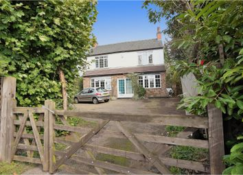 Thumbnail 3 bed detached house for sale in Burton Road, Church Gresley