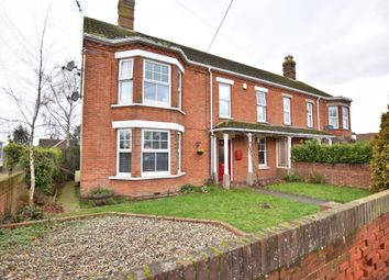 Thumbnail 4 bed semi-detached house for sale in Dereham Road, Watton, Thetford