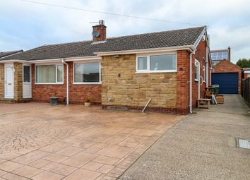 Thumbnail 2 bed semi-detached bungalow to rent in Grampian Avenue, Wakefield