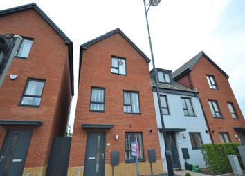Thumbnail 4 bedroom end terrace house for sale in Ffordd Y Mileniwm, Barry
